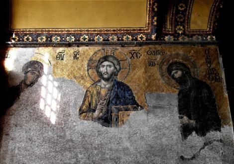Hagia Sophia: Deesis (2014)