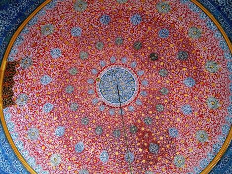 4. Hof: Bagdad-Pavillon - Kuppel (2014)