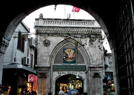 Großer Bazar: Eingang (2014)