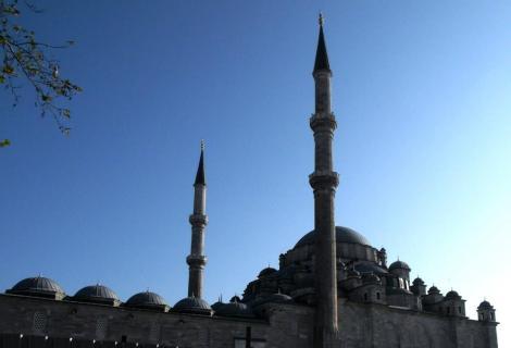 Eroberermoschee [Fatih-Moschee] (2014)
