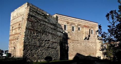 Tekfur-Palast [byzantinischer Palast 11./12. Jh.] (2014)