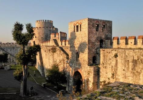 Yedikule [osmanische Festung von 1458] (2014)