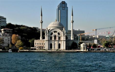Dolmabahçe-Moschee (2014)