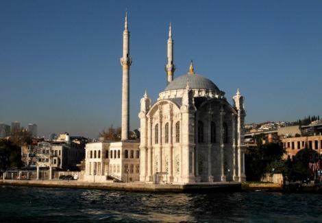 Ortaköy-Moschee (2014)