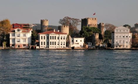 Anadolu Hisari [Anatolische Burg] (2010)