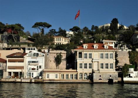Asiatische Seite des Bosporus (2014)