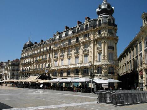 Montpellier: Place de la Comédie (2013)
