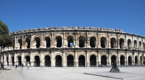 Nimes: Amphitheater (2013)
