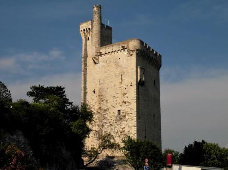 Villeneuve lez Avignon: Turm Philipp der Schöne (2013)