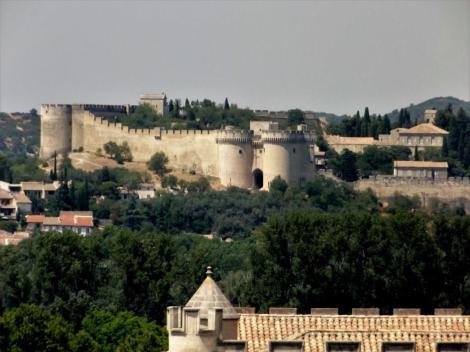 Villeneuve lez Avignon: Fort St. André (2013)
