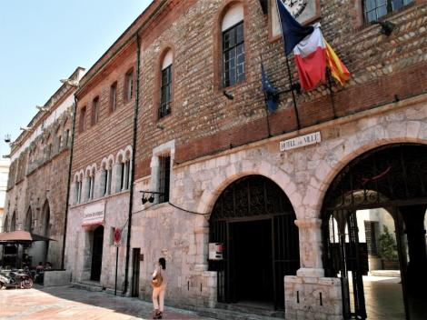 Perpignan: Rathaus (2013)