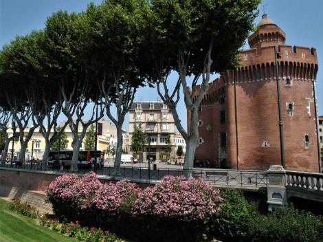 Perpignan: Castillet (2013)