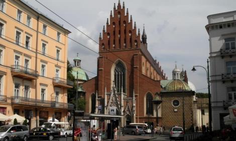 Krakau: Dominikanerkirche (2014)