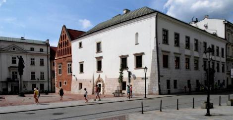 Krakau: Collegium Iuridicum (2014)
