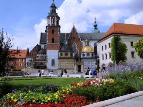 Krakau: Kathedrale auf dem Wawel (2014)