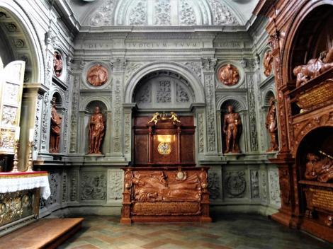 Krakau: Kathedrale - Sigismund-Kapelle (2014)