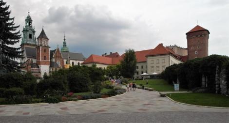 Krakau: Wawel - Kathedrale und Schloss (2014)