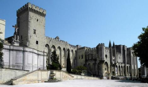 Avignon: Papstpalast (2013)