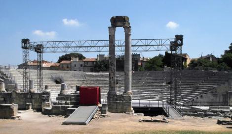 Arles: Römisches Theater (2013)