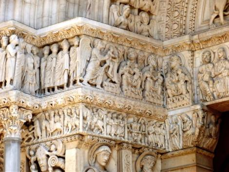 Arles: St. Trophime - Portal (2013)