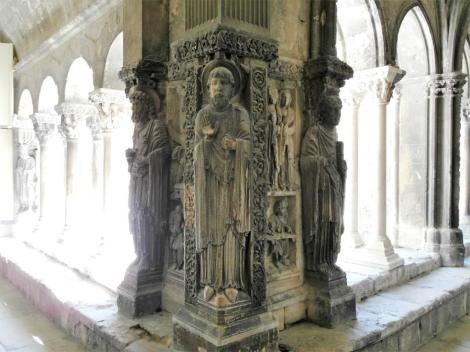 Arles: St. Trophime - Kreuzgang (2013)