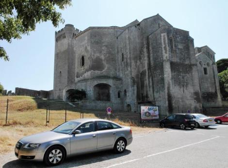 Montmajour: Kloster (2013)