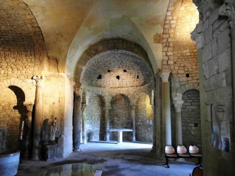 Venasque: Baptisterium (2013)
