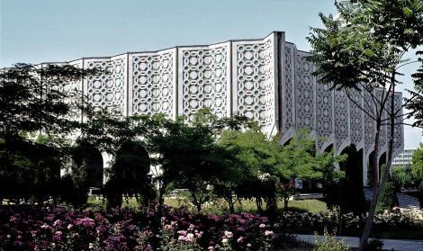 Taschkent: Ausstellungshalle (1984)