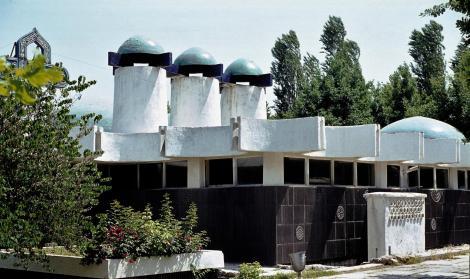Taschkent: Cafe Blaue Kuppeln (1984)