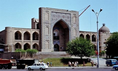 Taschkent: Medrese Kukeldasch (1984)