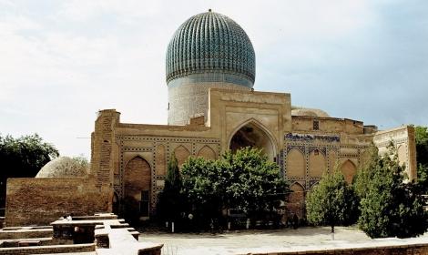 Samarkand: Gur Emir [Mausoleum von Timur Lenk] (1984)