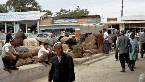 Samarkand: Basar (1984)
