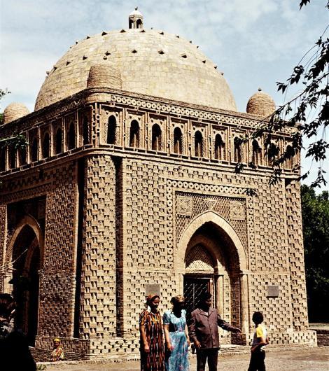 Buchara: Mausoleum der Samaniden [um 900] (1984)