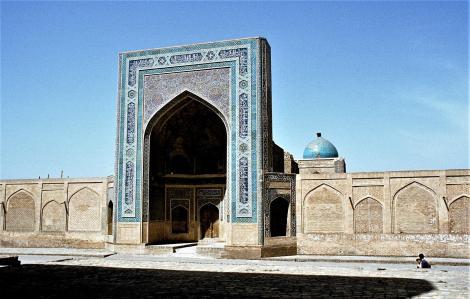 Buchara: Moschee Kaljan (1984)