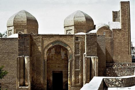Buchara: Moschee Magoki-Attari (1984)