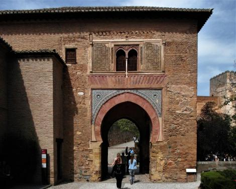 Alhambra: Weintor (2018)