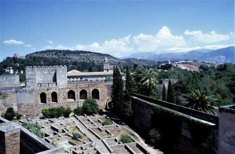 Alhambra: Alcazaba (1986)