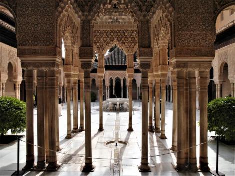 Alhambra: Löwenhof (2018)