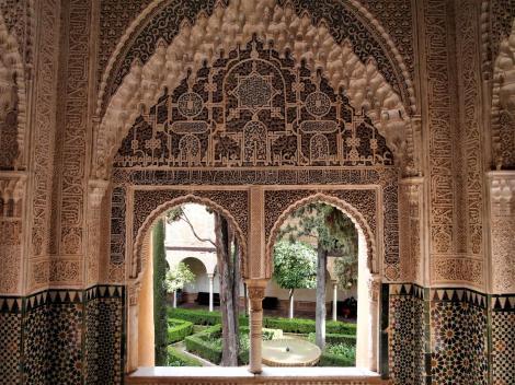 Alhambra: Mirador de Daraxa (2018)