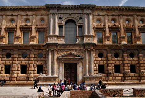 Alhambra: Palast Karls V. (2018)