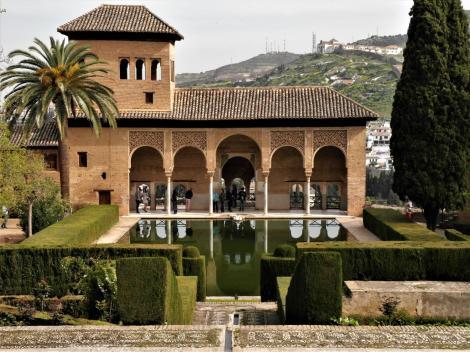 Alhambra: Partal (2018)