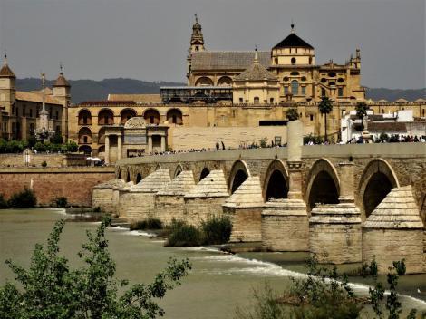 Römerbrücke und Mezquita (2018)