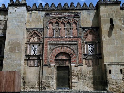 Mezquita [Westfassade]: Ildefonso-Tor (2018)