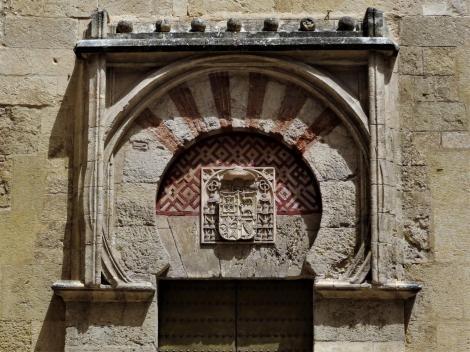 Mezquita [Westfassade]: St. Michaels-Tor [Puerto de S. Miguel] (2018)