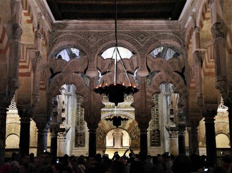 Mezquita: Maqsura und Mihrab (2018)