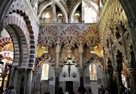 Mezquita: Villaviciosa-Kapelle (2018)