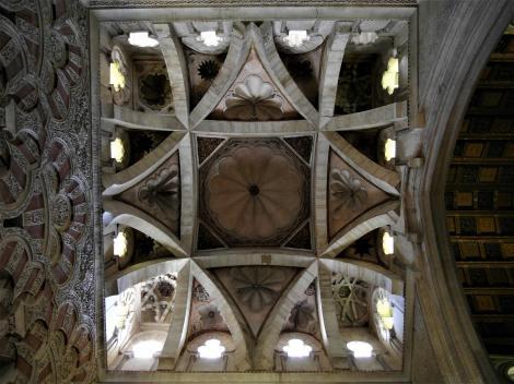 Mezquita: Kuppel der Villaviciosa-Kapelle (2018)