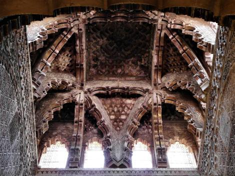 Mezquita: Kuppel der Königlichen Kapelle (2018)