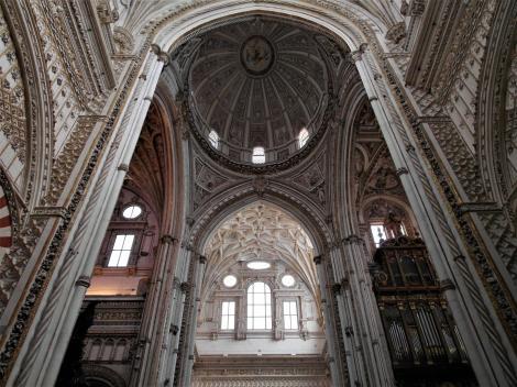 Mezquita: Kathedrale - Vierung (2018)