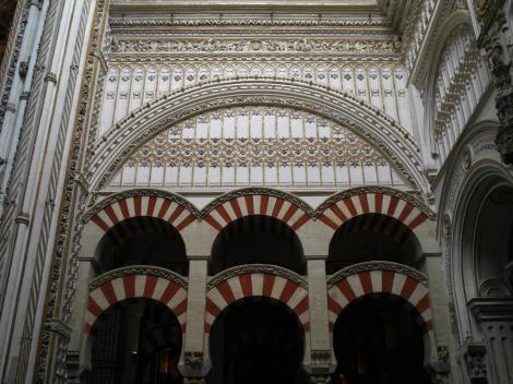 Mezquita: Kathedrale - Querschiff (2018)